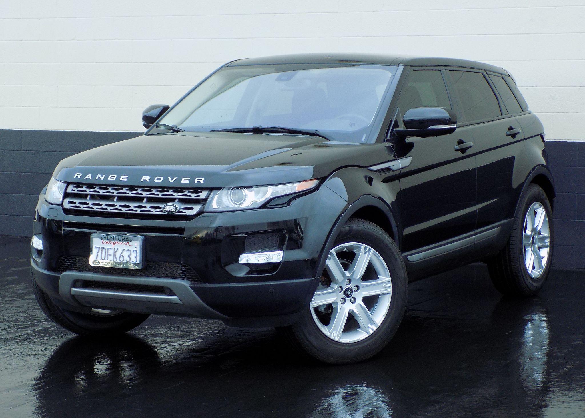 2013 Land Rover Range Rover Evoque in Ventura Certified Land Rover